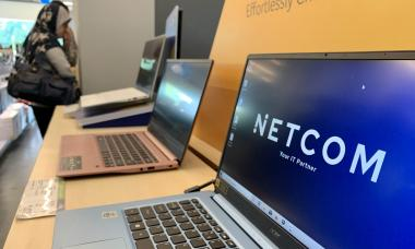 Netcom Computer House unveils new look in latest rebrand